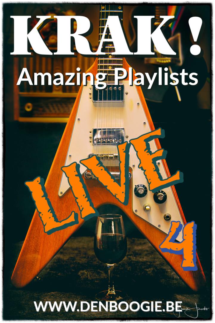 KRAK! – Playlist 04