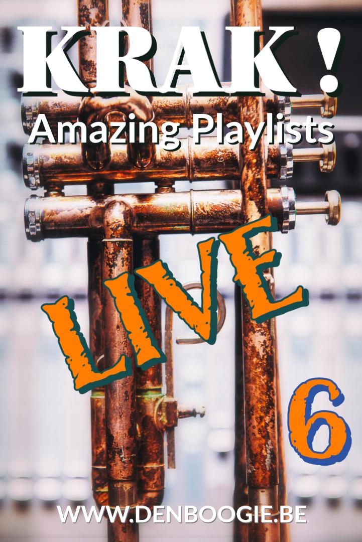 KRAK! – Playlist 06