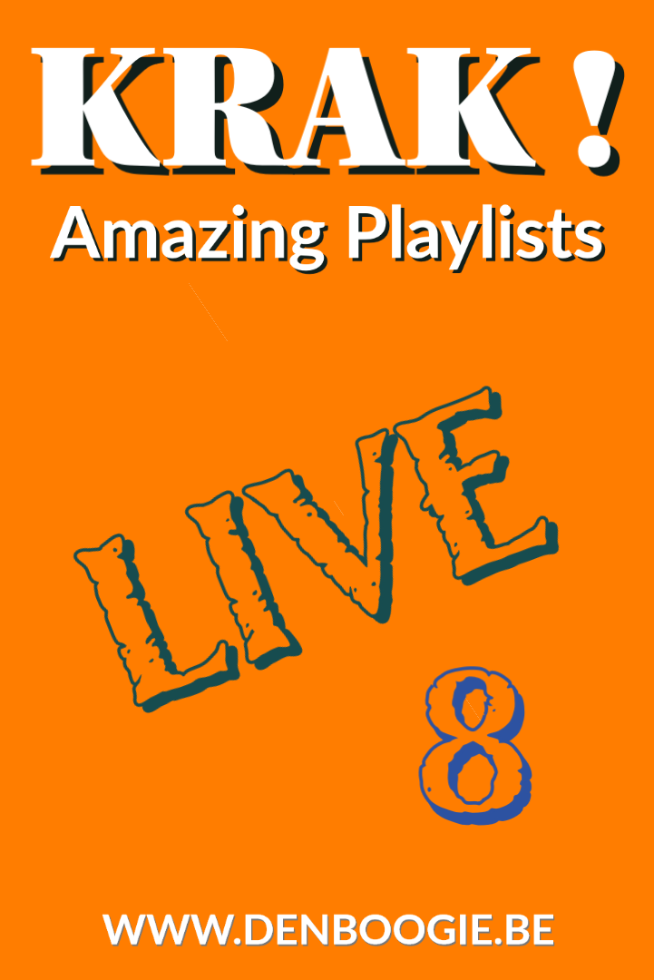 KRAK! – Playlist 08