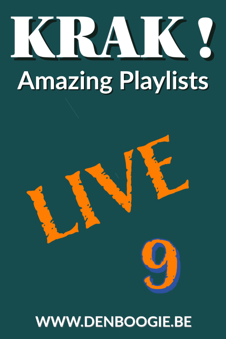KRAK! – Playlist 09