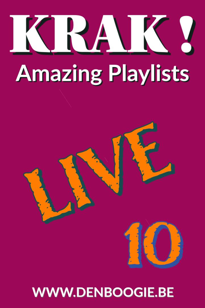 KRAK! – Playlist 10