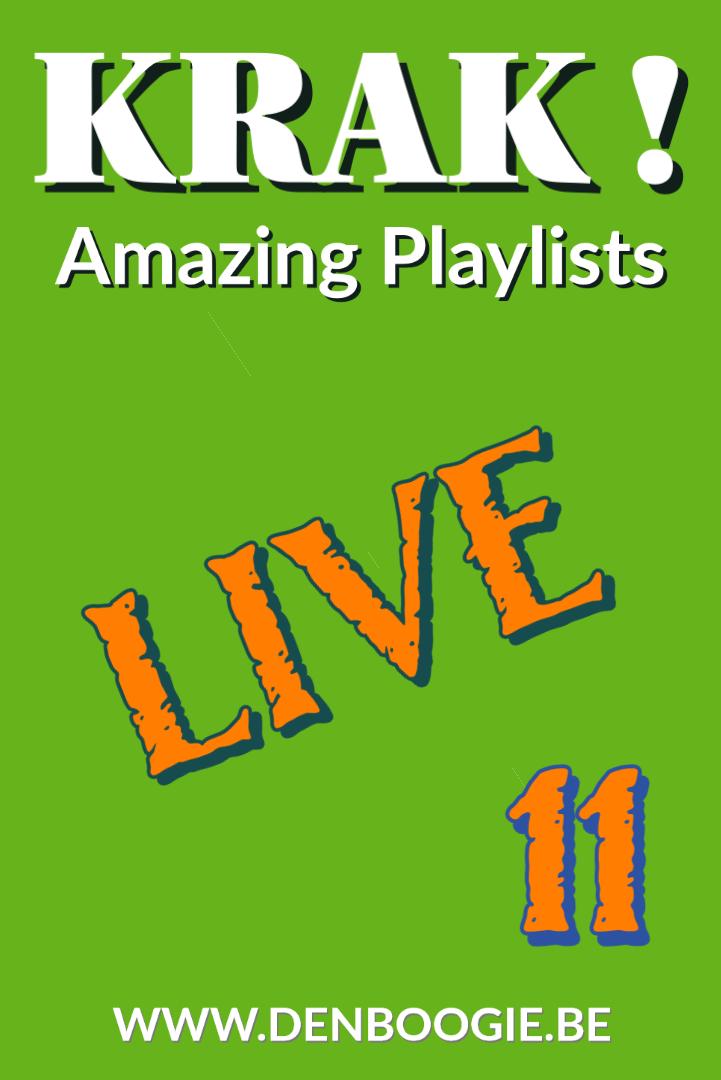 KRAK! – Playlist 11