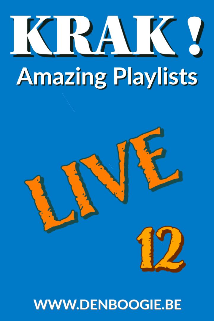 KRAK! – Playlist 12