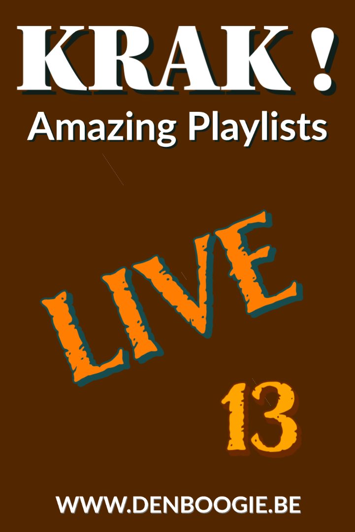 KRAK! – Playlist 13