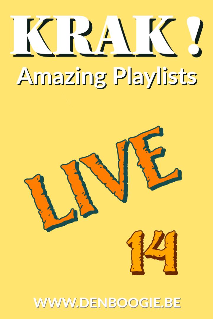 KRAK! – Playlist 14